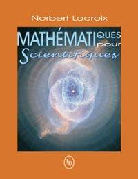 Mathématiques pour scientifiques
