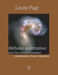 Méthodes quantitatives pour les sciences humaines