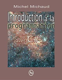 Introduction à la programmation avec C#