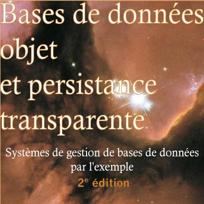 Bases de données objet et persistance transparente